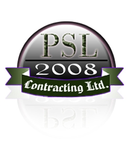 Logo Design by Ghayoor Shaikh - Entry No. 16 in the Logo Design Contest PSL Contracting (2008) Ltd. Logo Design.