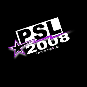 Logo Design by Ghayoor Shaikh - Entry No. 18 in the Logo Design Contest PSL Contracting (2008) Ltd. Logo Design.