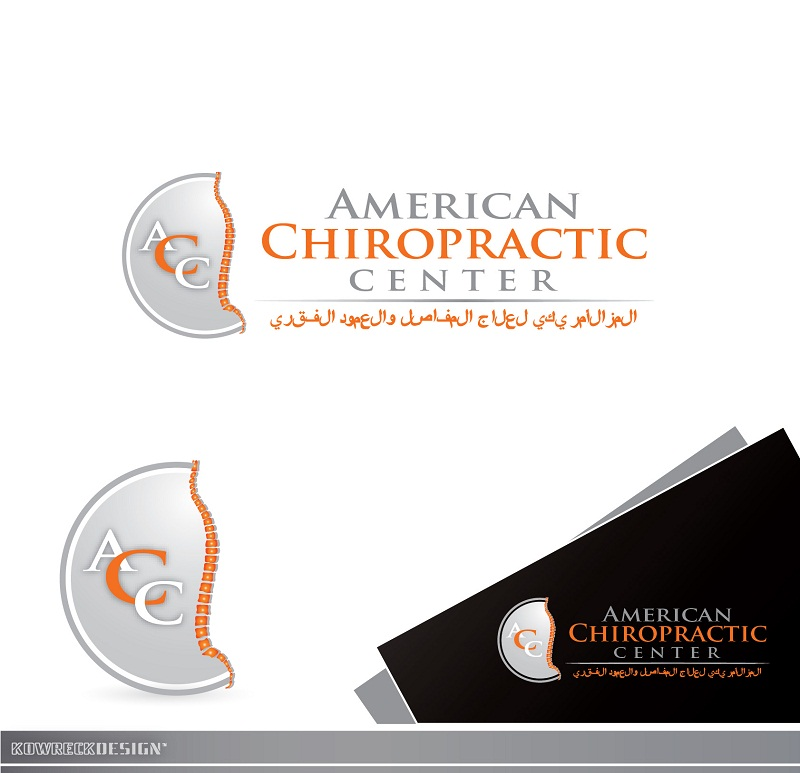 Logo Design by kowreck - Entry No. 80 in the Logo Design Contest Logo Design for American Chiropractic Center.