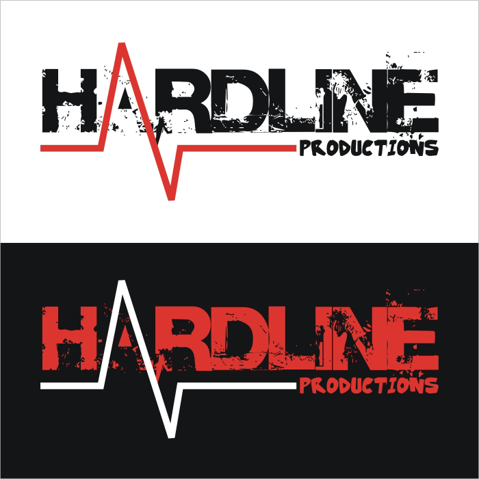 Logo Design by aspstudio - Entry No. 107 in the Logo Design Contest Hardline Productions.