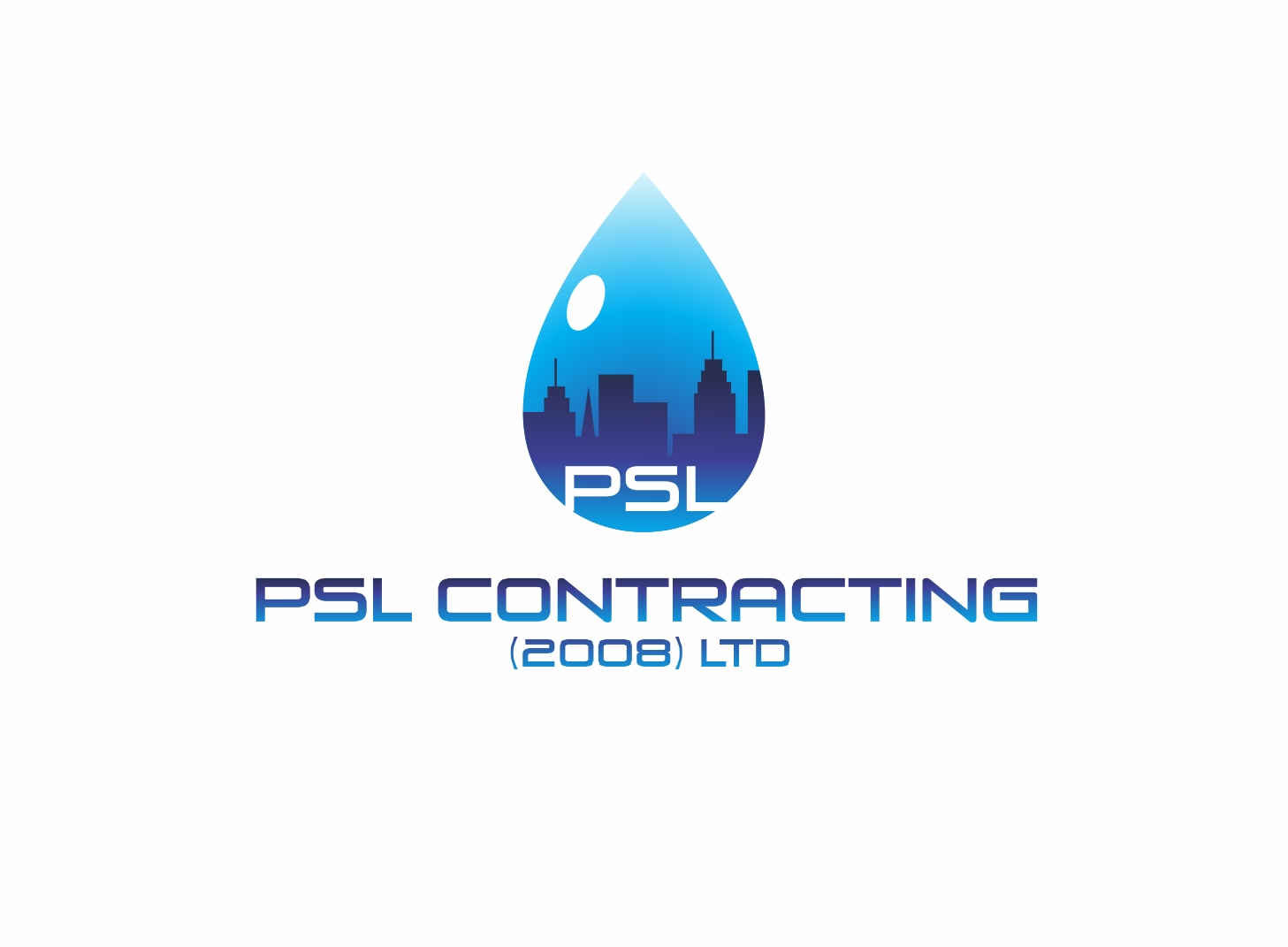 Logo Design by Zdravko Krulj - Entry No. 21 in the Logo Design Contest PSL Contracting (2008) Ltd. Logo Design.