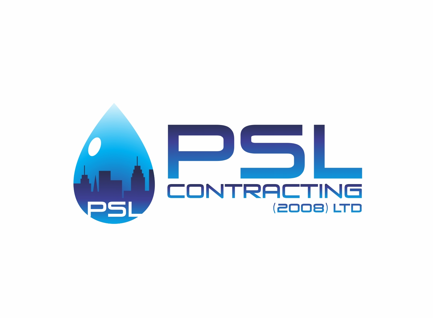 Logo Design by Zdravko Krulj - Entry No. 22 in the Logo Design Contest PSL Contracting (2008) Ltd. Logo Design.