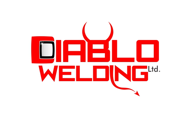 Logo Design by Hudy Wake - Entry No. 51 in the Logo Design Contest New Logo Design for Diablo Welding Ltd..