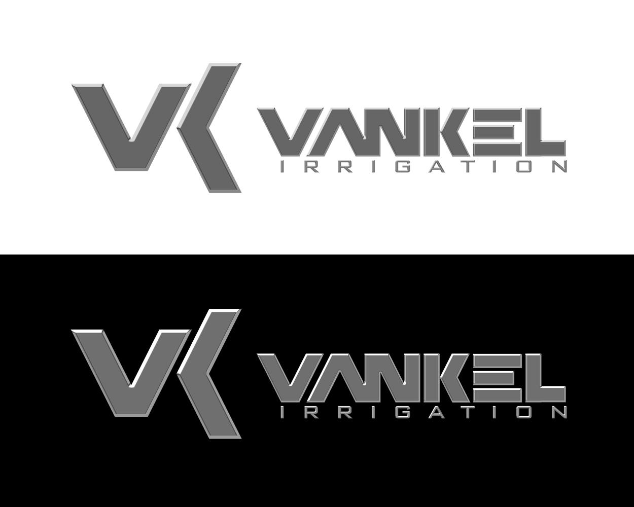 Logo Design by moidgreat - Entry No. 224 in the Logo Design Contest Van-Kel Irrigation Logo Design.