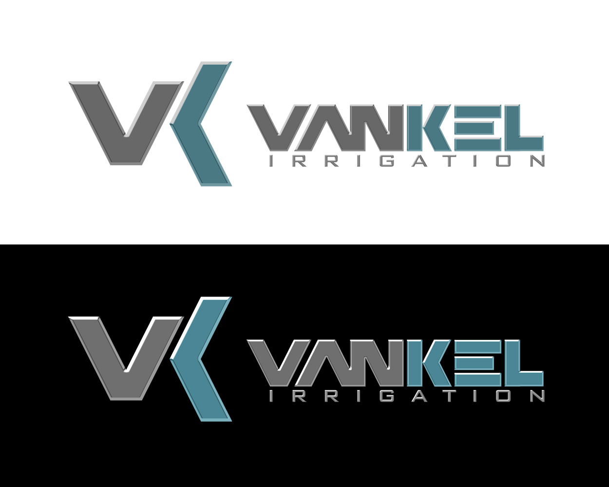 Logo Design by moidgreat - Entry No. 226 in the Logo Design Contest Van-Kel Irrigation Logo Design.
