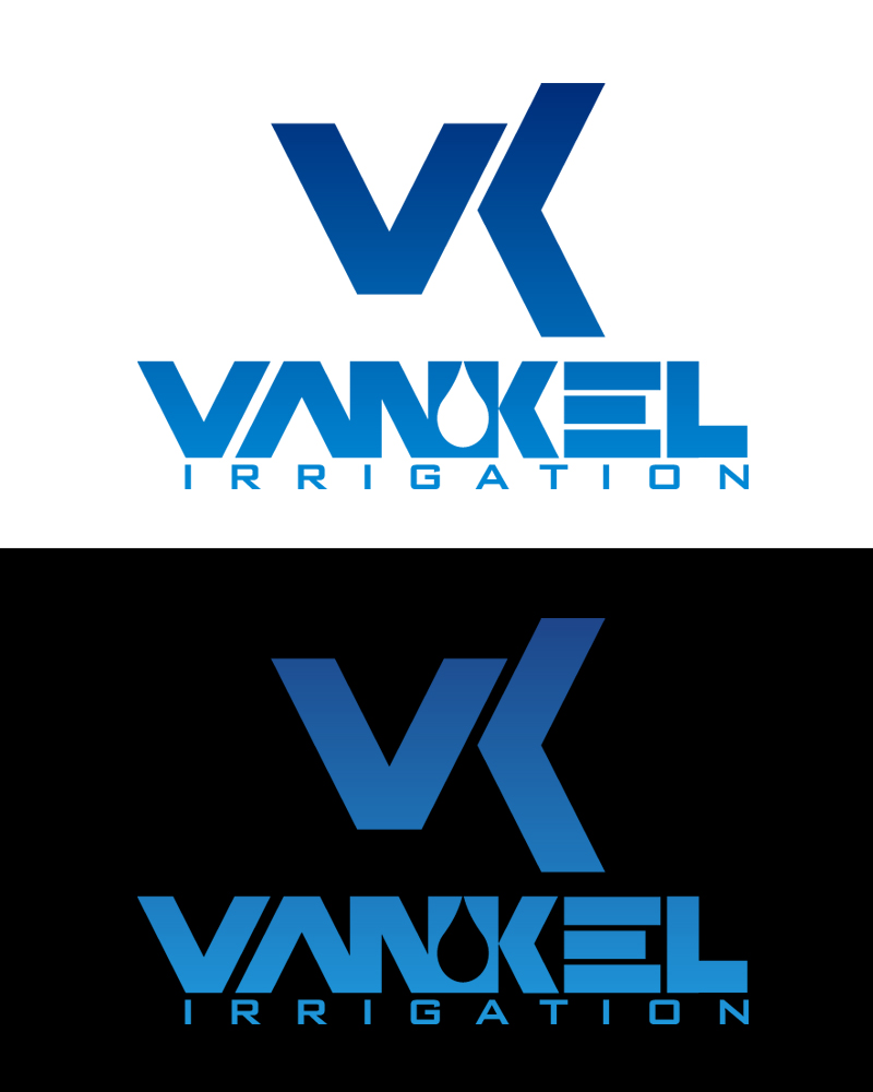 Logo Design by moidgreat - Entry No. 229 in the Logo Design Contest Van-Kel Irrigation Logo Design.