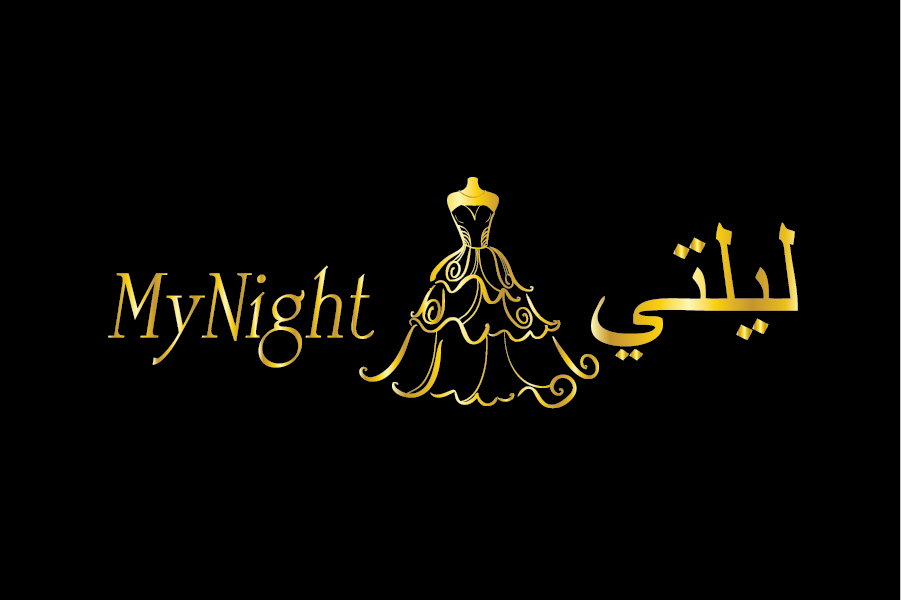 Logo Design by Private User - Entry No. 109 in the Logo Design Contest Unique Logo Design Wanted for My Night - ليلتي.