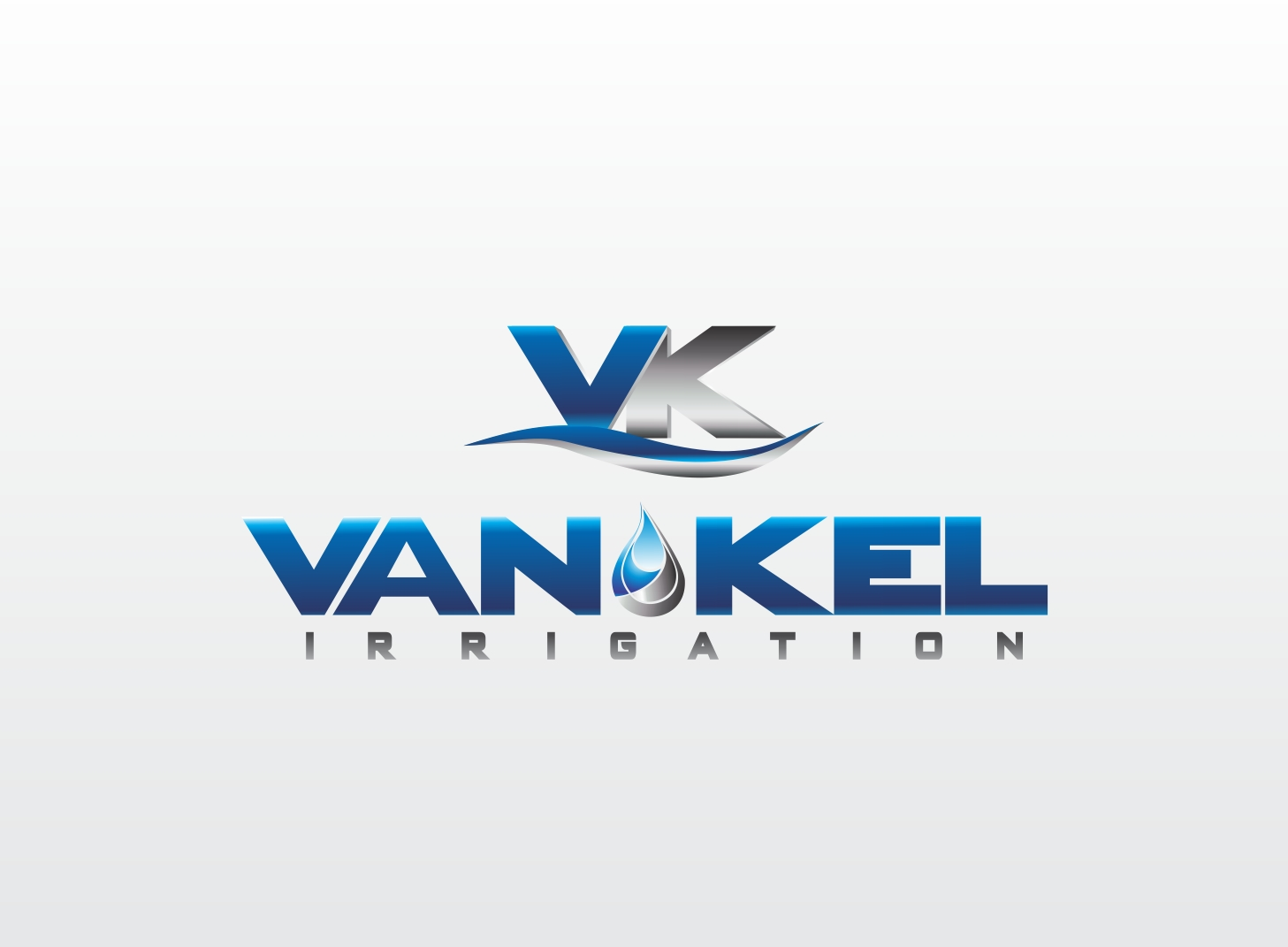 Logo Design by Zdravko Krulj - Entry No. 236 in the Logo Design Contest Van-Kel Irrigation Logo Design.