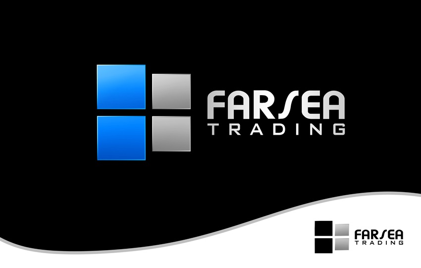 Logo Design by Respati Himawan - Entry No. 6 in the Logo Design Contest Unique Logo Design Wanted for Farsea Trading.