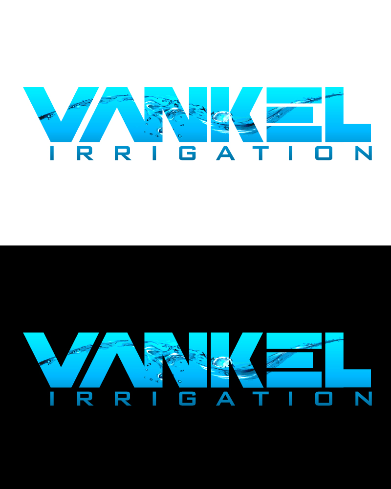 Logo Design by moidgreat - Entry No. 240 in the Logo Design Contest Van-Kel Irrigation Logo Design.