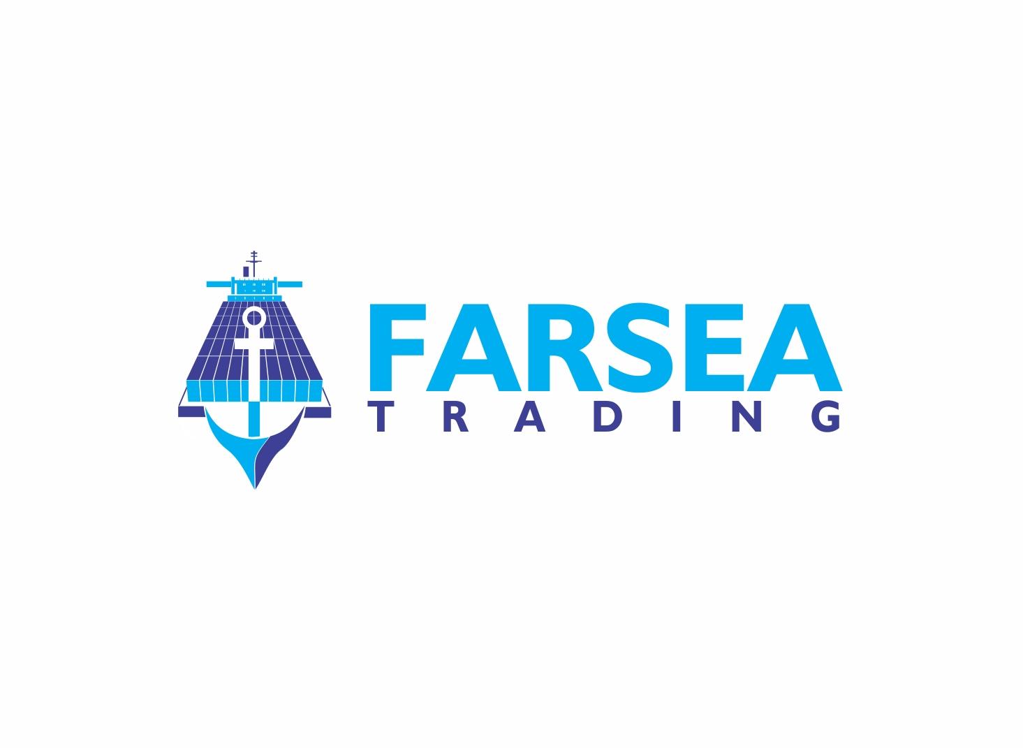 Logo Design by Zdravko Krulj - Entry No. 10 in the Logo Design Contest Unique Logo Design Wanted for Farsea Trading.