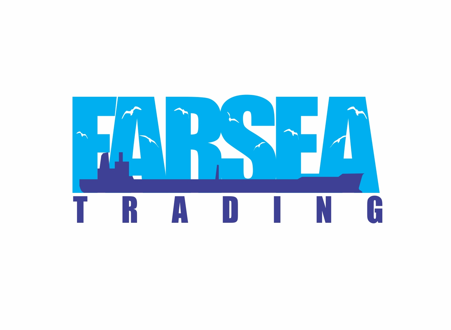 Logo Design by Zdravko Krulj - Entry No. 11 in the Logo Design Contest Unique Logo Design Wanted for Farsea Trading.