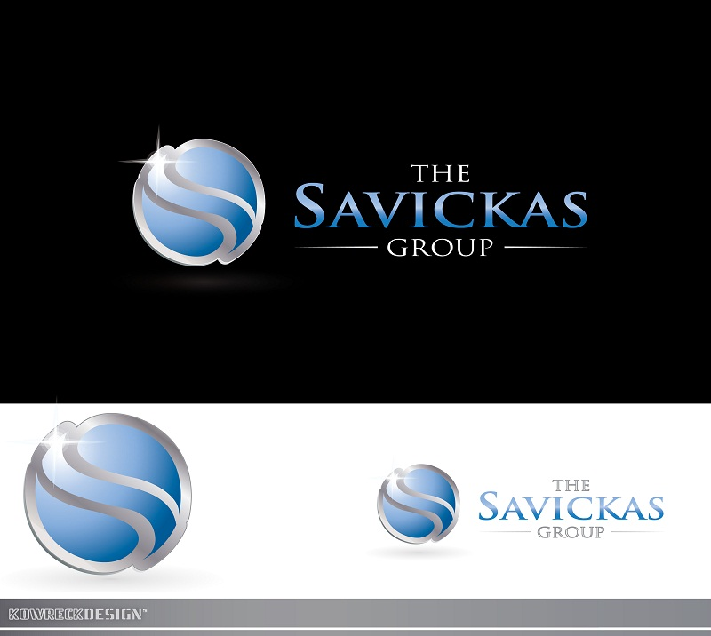 Logo Design by kowreck - Entry No. 42 in the Logo Design Contest Logo Design Needed for Exciting New Company The Savickas Group.