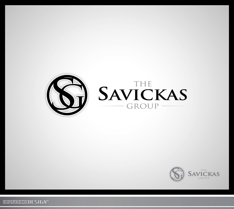 Logo Design by kowreck - Entry No. 43 in the Logo Design Contest Logo Design Needed for Exciting New Company The Savickas Group.