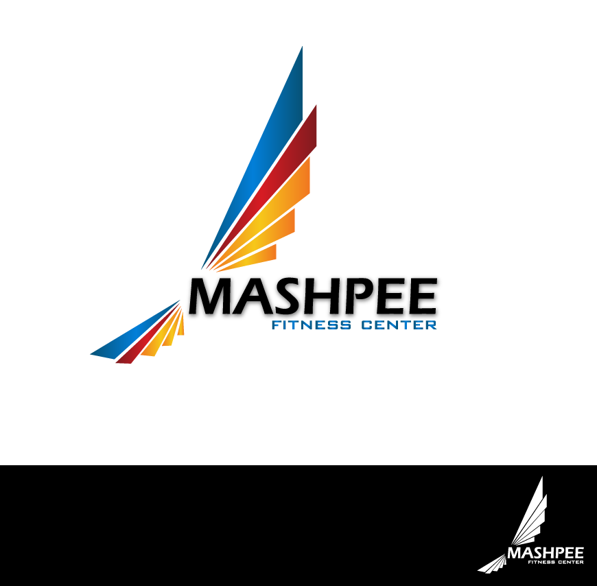 Logo Design by Private User - Entry No. 3 in the Logo Design Contest New Logo Design for Mashpee Fitness Center.