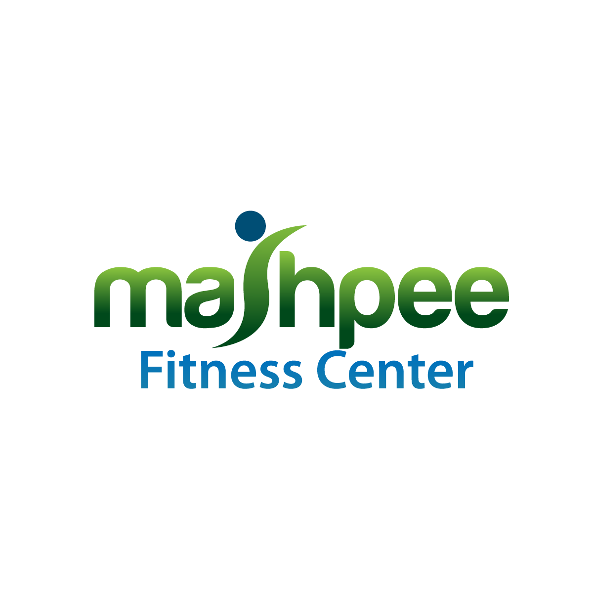 Logo Design by rockin - Entry No. 4 in the Logo Design Contest New Logo Design for Mashpee Fitness Center.