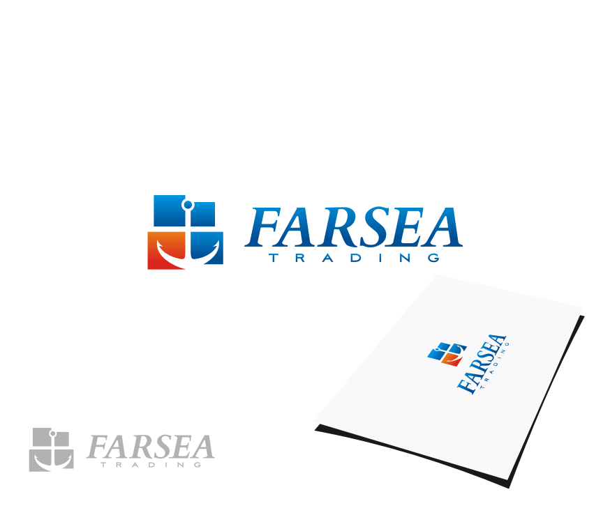 Logo Design by graphicleaf - Entry No. 13 in the Logo Design Contest Unique Logo Design Wanted for Farsea Trading.