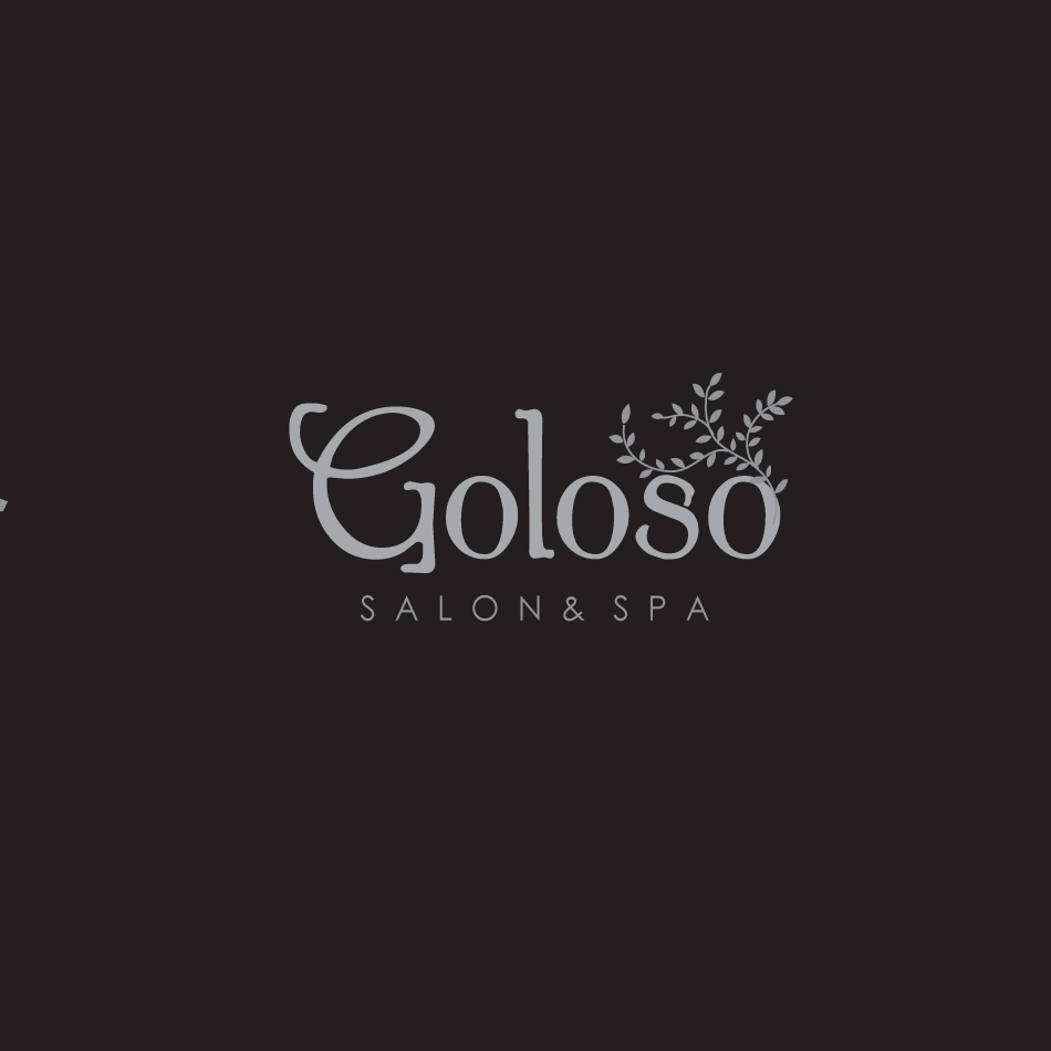 Logo Design by moonflower - Entry No. 33 in the Logo Design Contest Unique Logo Design Wanted for Goloso.