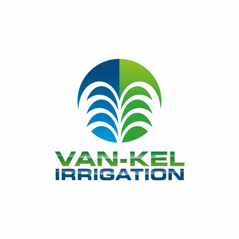 Logo Design by montoshlall - Entry No. 278 in the Logo Design Contest Van-Kel Irrigation Logo Design.