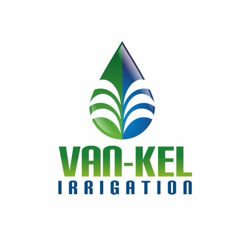 Logo Design by montoshlall - Entry No. 279 in the Logo Design Contest Van-Kel Irrigation Logo Design.