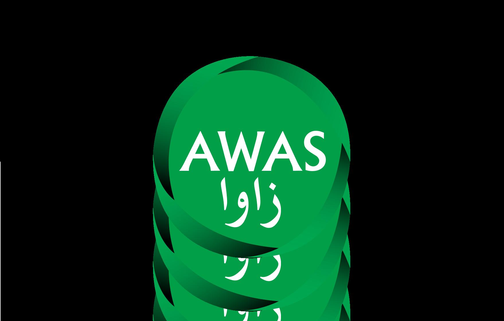 Logo Design by Private User - Entry No. 7 in the Logo Design Contest AWAS Logo Design.