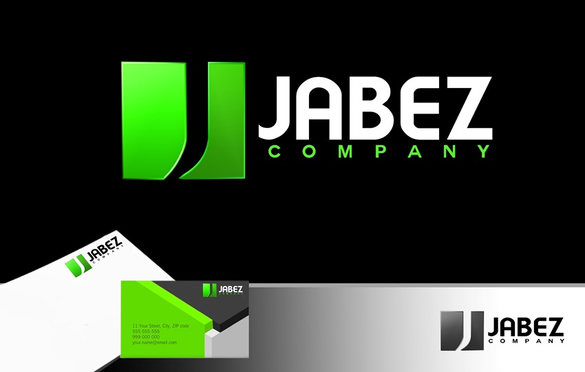 Logo Design by Respati Himawan - Entry No. 52 in the Logo Design Contest New Logo Design for Jabez Compnay, LLC.