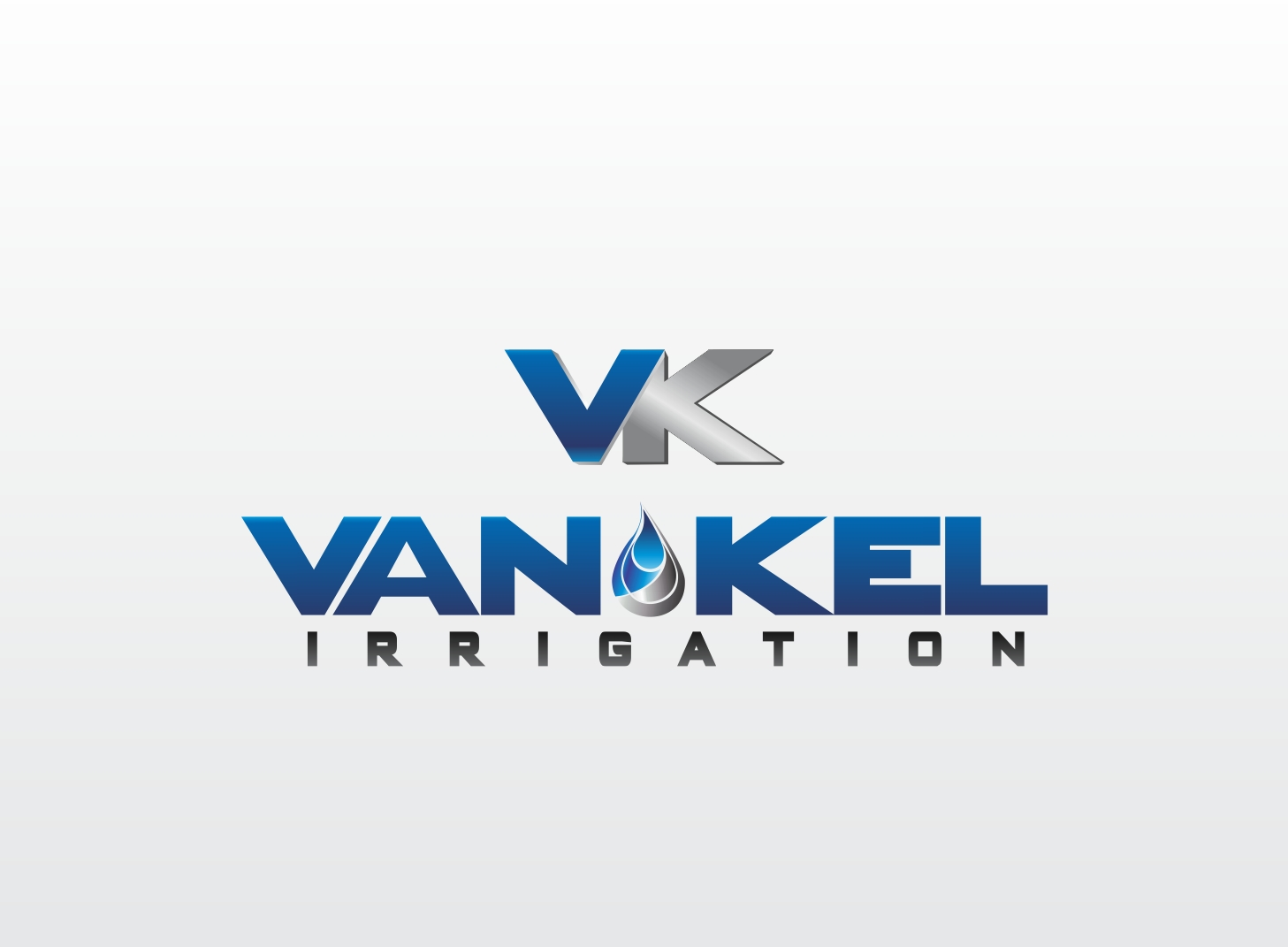 Logo Design by Zdravko Krulj - Entry No. 287 in the Logo Design Contest Van-Kel Irrigation Logo Design.