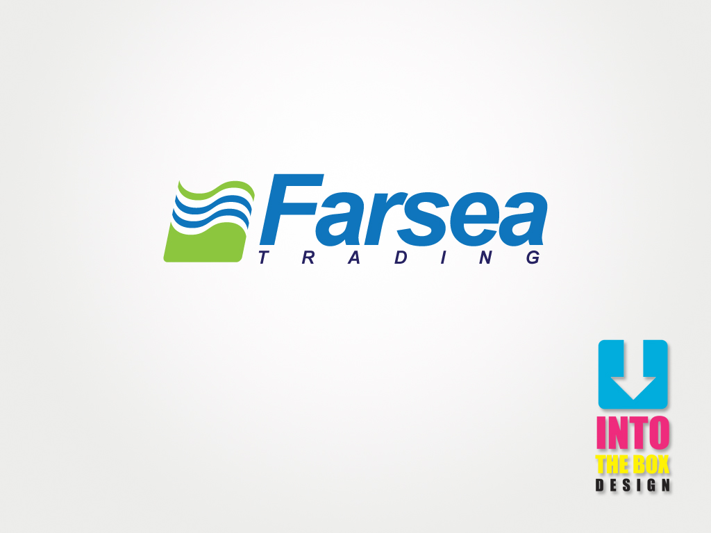 Logo Design by Into The Box Design - Entry No. 14 in the Logo Design Contest Unique Logo Design Wanted for Farsea Trading.