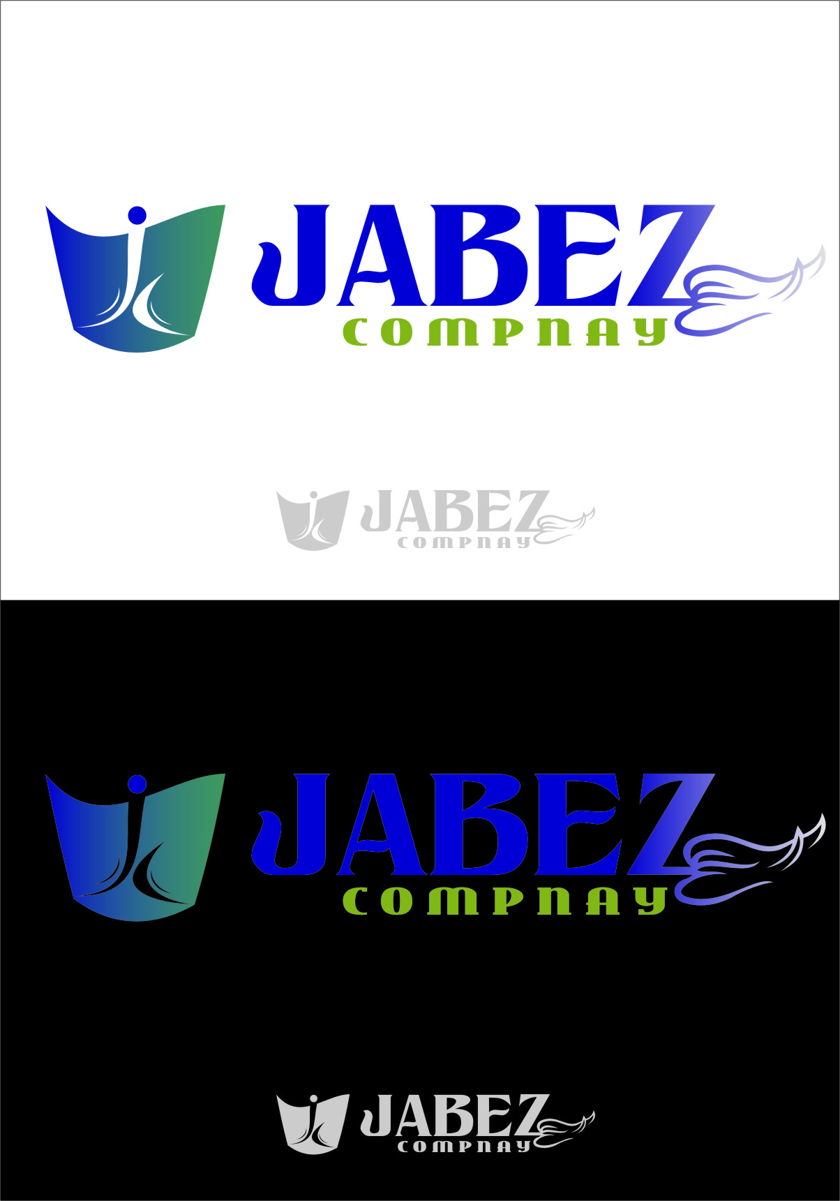 Logo Design by Ngepet_art - Entry No. 56 in the Logo Design Contest New Logo Design for Jabez Compnay, LLC.