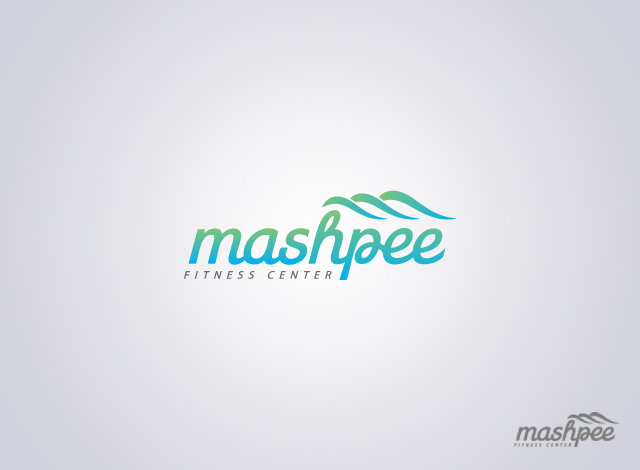Logo Design by Private User - Entry No. 9 in the Logo Design Contest New Logo Design for Mashpee Fitness Center.
