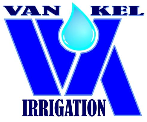 Logo Design by joca - Entry No. 293 in the Logo Design Contest Van-Kel Irrigation Logo Design.