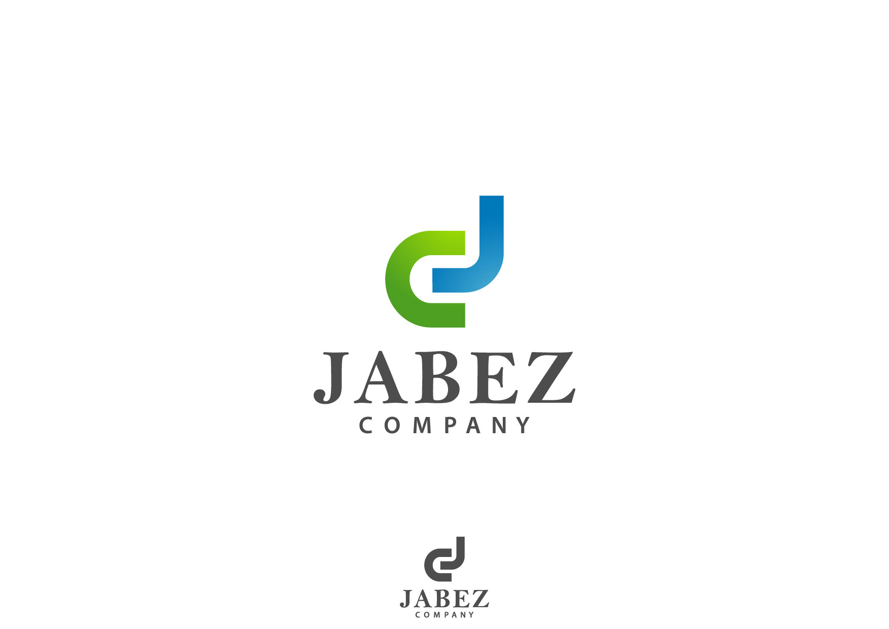 Logo Design by Nurgalih Destianto - Entry No. 60 in the Logo Design Contest New Logo Design for Jabez Compnay, LLC.