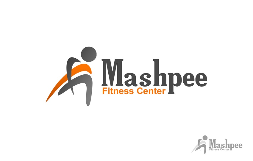 Logo Design by Respati Himawan - Entry No. 11 in the Logo Design Contest New Logo Design for Mashpee Fitness Center.