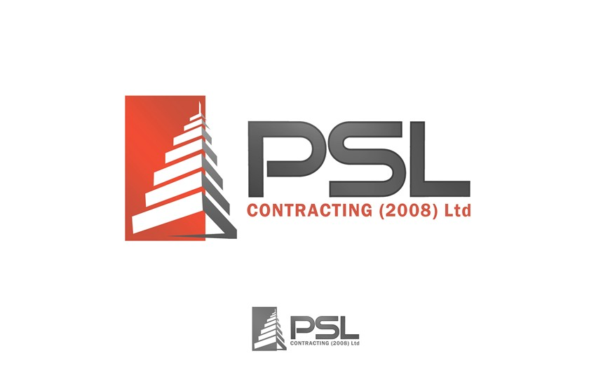 Logo Design by Respati Himawan - Entry No. 29 in the Logo Design Contest PSL Contracting (2008) Ltd. Logo Design.