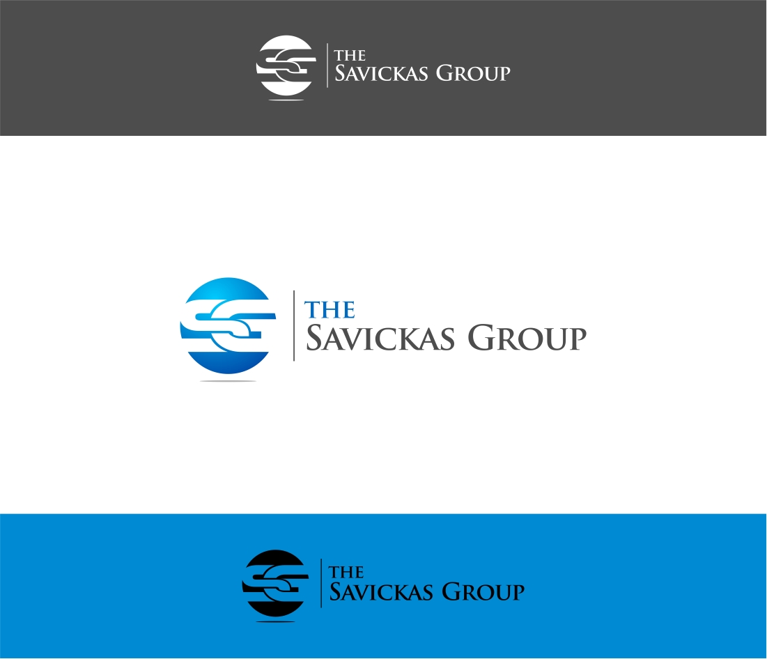 Logo Design by haidu - Entry No. 46 in the Logo Design Contest Logo Design Needed for Exciting New Company The Savickas Group.