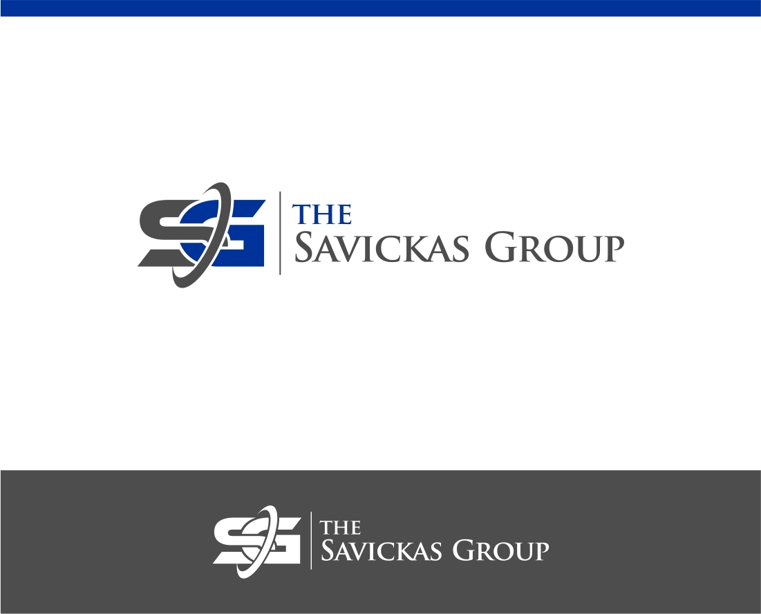 Logo Design by haidu - Entry No. 48 in the Logo Design Contest Logo Design Needed for Exciting New Company The Savickas Group.