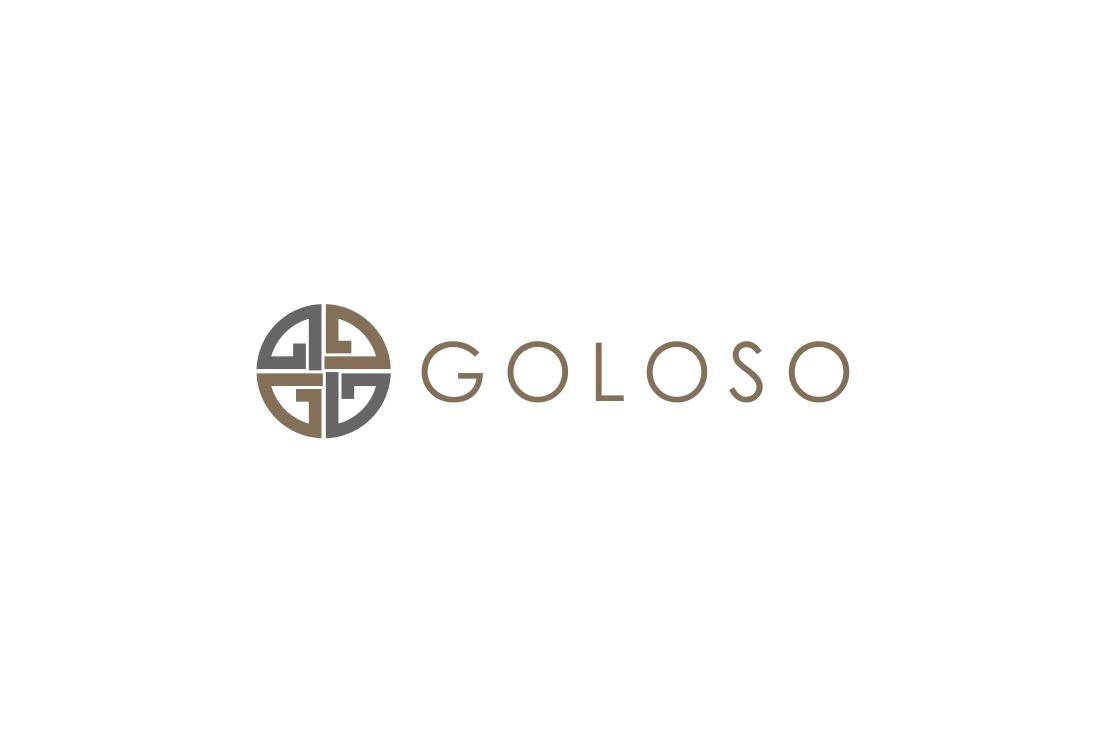 Logo Design by haidu - Entry No. 53 in the Logo Design Contest Unique Logo Design Wanted for Goloso.