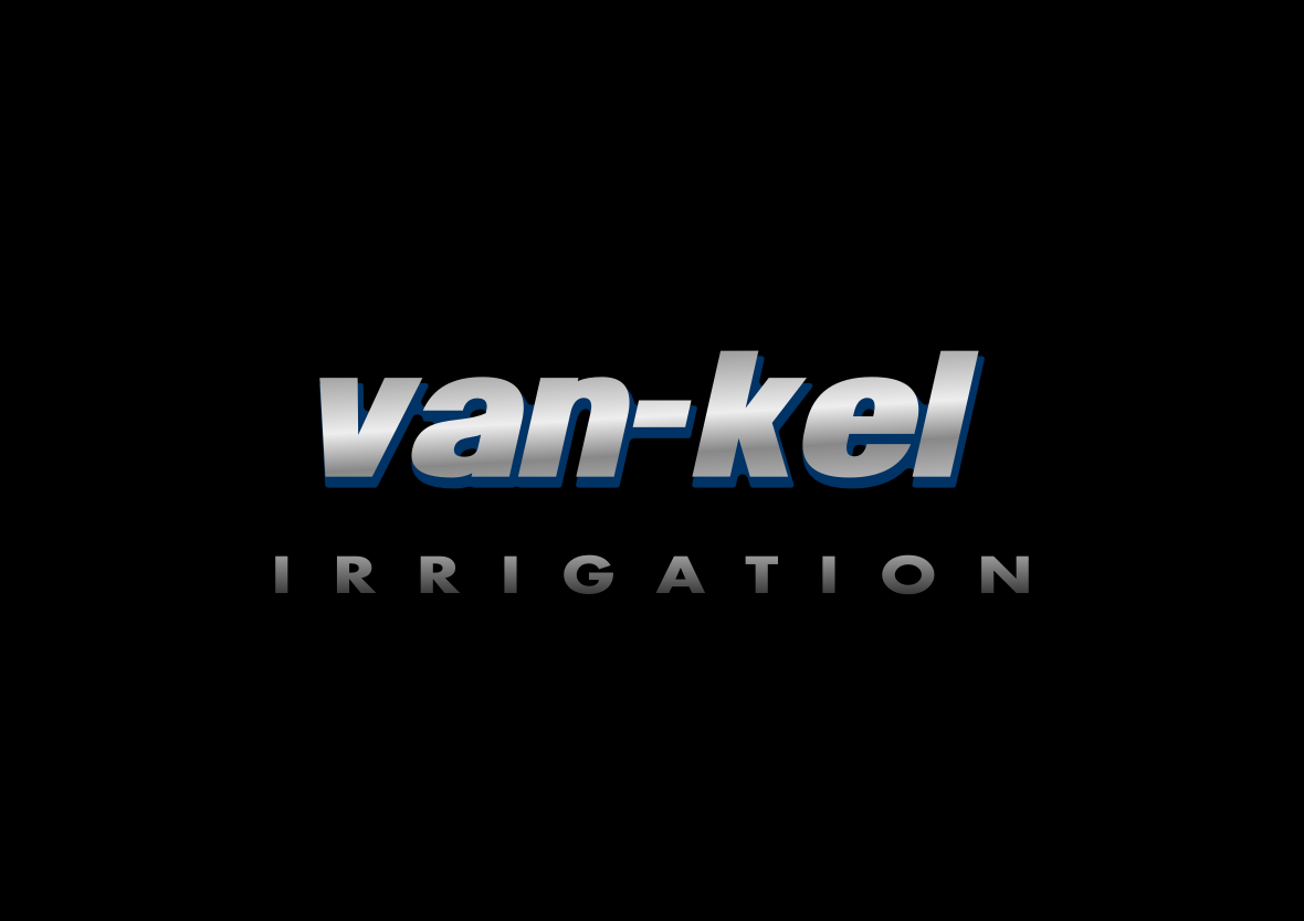 Logo Design by whoosef - Entry No. 300 in the Logo Design Contest Van-Kel Irrigation Logo Design.