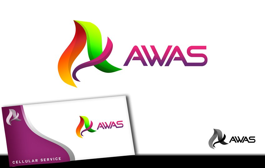 Logo Design by Respati Himawan - Entry No. 32 in the Logo Design Contest AWAS Logo Design.