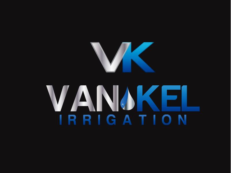 Logo Design by Mythos Designs - Entry No. 302 in the Logo Design Contest Van-Kel Irrigation Logo Design.