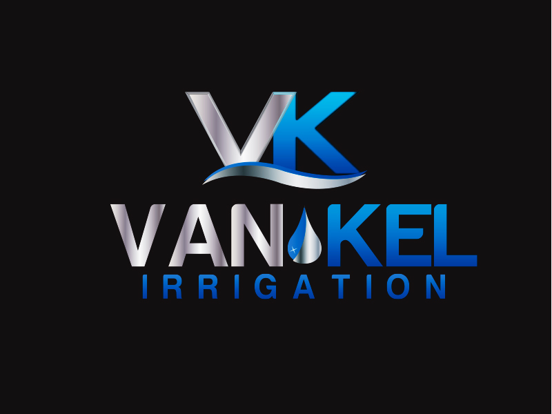 Logo Design by Mythos Designs - Entry No. 306 in the Logo Design Contest Van-Kel Irrigation Logo Design.