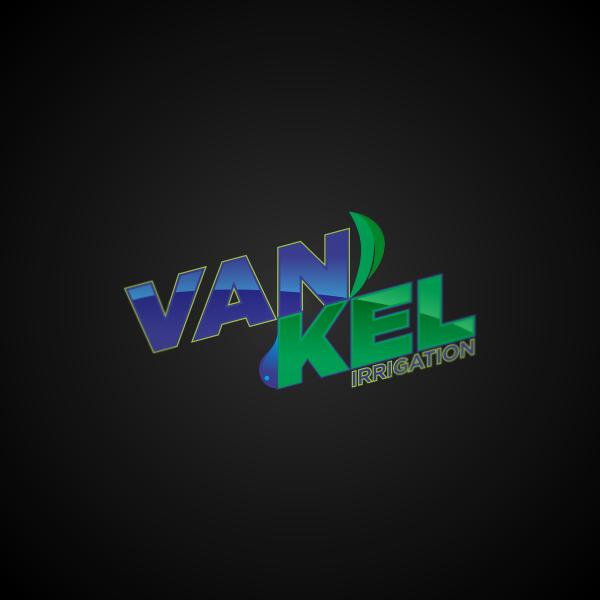 Logo Design by Private User - Entry No. 310 in the Logo Design Contest Van-Kel Irrigation Logo Design.