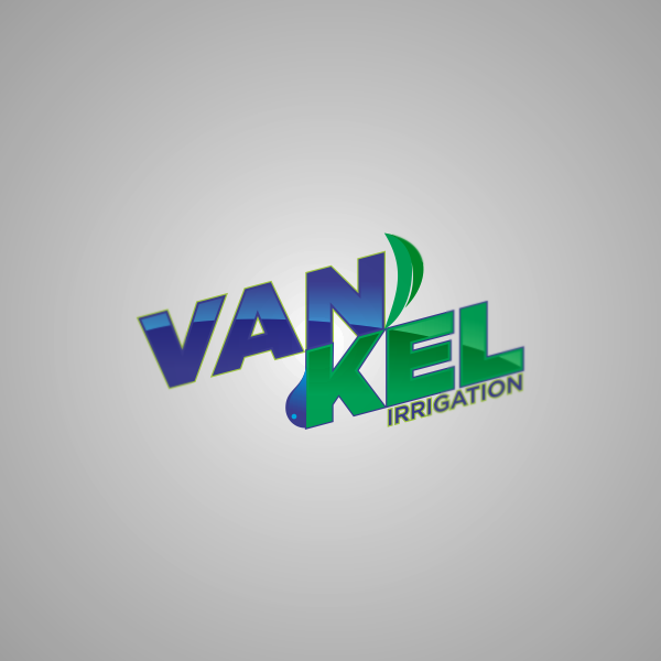 Logo Design by Private User - Entry No. 311 in the Logo Design Contest Van-Kel Irrigation Logo Design.