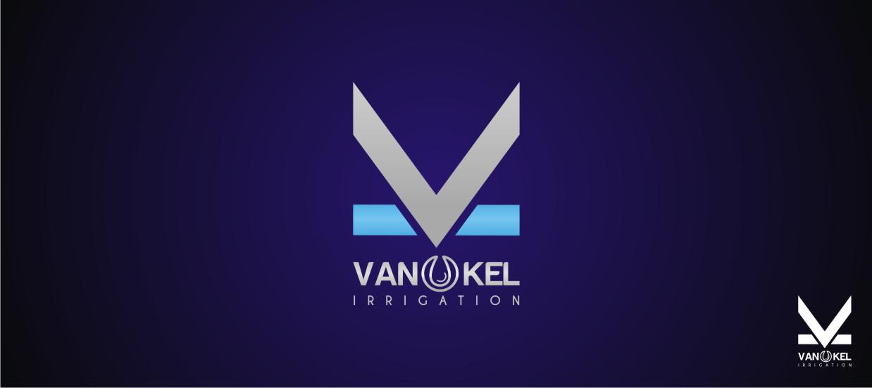 Logo Design by Private User - Entry No. 326 in the Logo Design Contest Van-Kel Irrigation Logo Design.