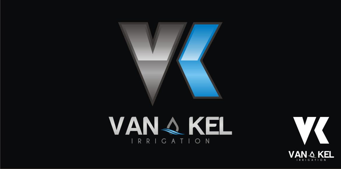 Logo Design by Private User - Entry No. 330 in the Logo Design Contest Van-Kel Irrigation Logo Design.