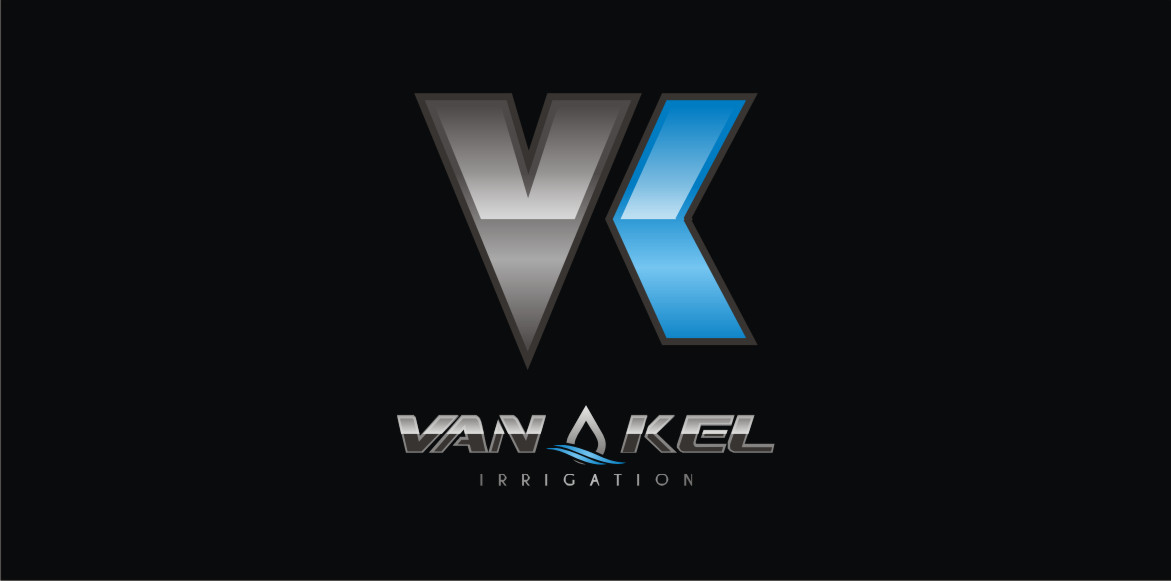 Logo Design by Private User - Entry No. 339 in the Logo Design Contest Van-Kel Irrigation Logo Design.