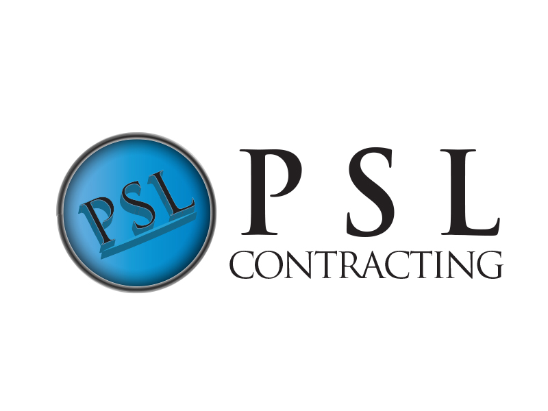 Logo Design by Mythos Designs - Entry No. 32 in the Logo Design Contest PSL Contracting (2008) Ltd. Logo Design.