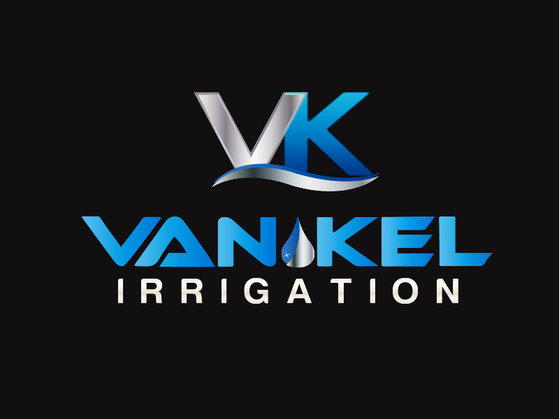 Logo Design by Mythos Designs - Entry No. 361 in the Logo Design Contest Van-Kel Irrigation Logo Design.