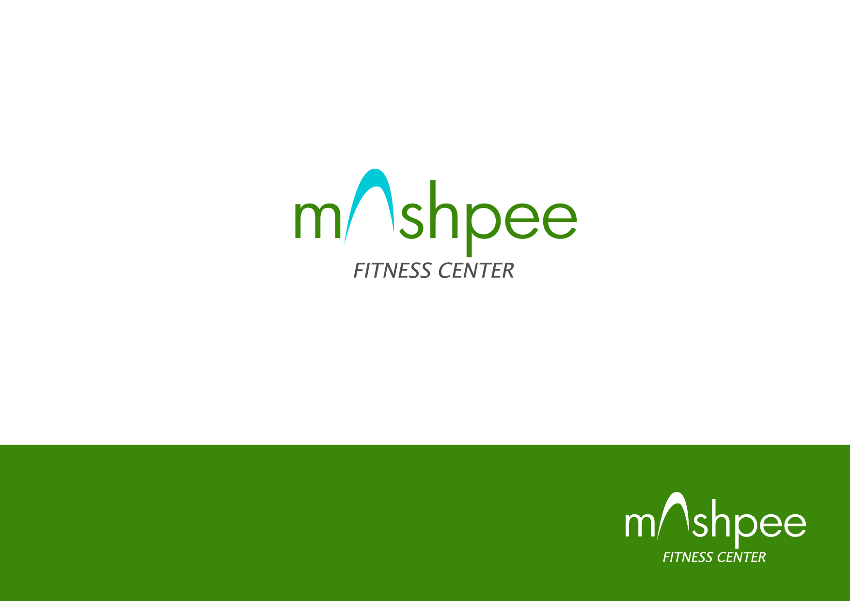 Logo Design by Osi Indra - Entry No. 18 in the Logo Design Contest New Logo Design for Mashpee Fitness Center.