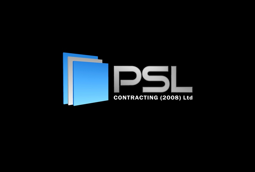 Logo Design by Respati Himawan - Entry No. 33 in the Logo Design Contest PSL Contracting (2008) Ltd. Logo Design.